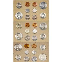 1952 U.S. Mint Set
