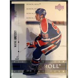 2001-02 Upper Deck Honor Roll Wayne Gretzky Card #2