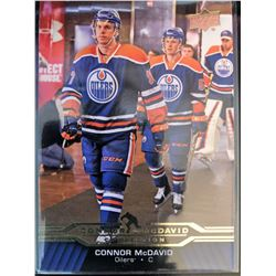 2015-16 Upper Deck Connor Mcdavid Collection