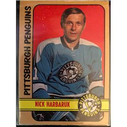 1972-73 O-Pee-Chee Nick Harbaruk Card #106