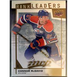 2016-17 Upper Deck MVP Connor Mcdavid Card RL-3
