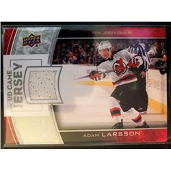 2013-14 Upper Deck Game Jersey Adam Larsson