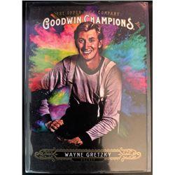 2018 Upper Deck Goodwin Champions Wayne Gretzky