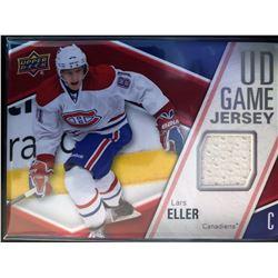 2011-12 Upper Deck Game Jersey Lars Eller Card #GJ-LE