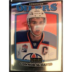 2016-17 O-Pee-Chee Platinum Connor Mcdavid Retro