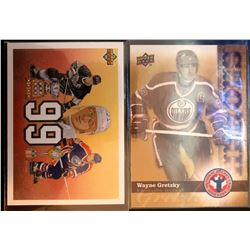 1991-92 Upper Deck Wayne Gretzky #38, And 2009-10