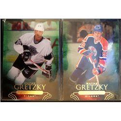 2011-12 Parkhurst Champions X 2 Wayne Gretzky Card #1