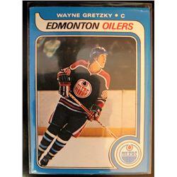 1979-80 O-Pee-Chee Rookie Reprint Wayne Gretzky #18