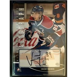 2012-13 In The Game Autograph Vincent Trocheck