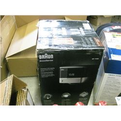 BRAUN - BREWSENSE KF7155 COFFEE MAKER