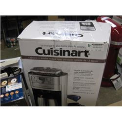 CUISINART - GRIND & BREW THERMAL 12 CUP COFFEE