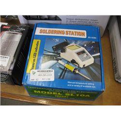 SOLDERING STATION - MODEL SL10A