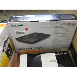 CANON - COLOR IMAGE SCANNER