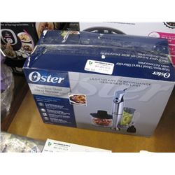 OSTER - STAINLESS STEEL HAND BLENDER
