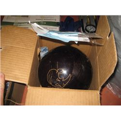 BRUNSWICK - BOWLING BALL