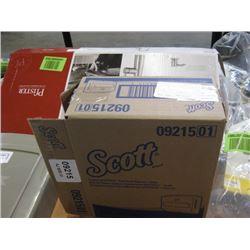 SCOTT 09215 HAND TOWEL DISPENSER