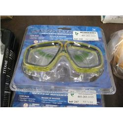 SWIMLINE WATERSPORTS GOOGLES