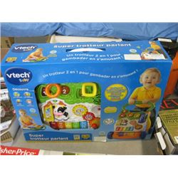 VTECH BABY SUPER WALK AND LEARN