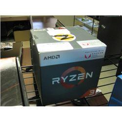 AMD RYZEN 3 2200G WITH RADEON VEGA GRAPHICS 4CORE PROCESSOIR