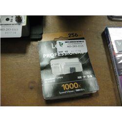LEXAR 256GB SD CARD