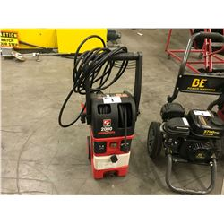 CLEARFORCE 2000 PSI ELECTRIC PRESSURE WASHER