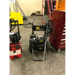 BLACK BE 2700 PSI GAS POWER PRESSURE WASHER