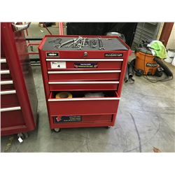 MASTERCRAFT 5 DRAWER MOBILE TOOL CHEST