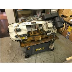 CRAFTEX CX103 7'' X 12'' HYDRAULIC METAL CUTTING BAND SAW