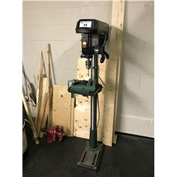 CRAFTEX ELECTRIC UPRIGHT DRILL PRESS WITH VISE
