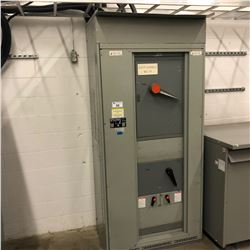 FEDERAL PIONEER SWITCHGEAR UNIT, 2000 AMP, 208 VOLT, 60 HZ, 25 KAIC, 50 KA BUS BRACING *BUYER
