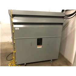 HAMMOND 3 PHASE DRIVE ISOLATION TRANSFORMER (SIX PULSE RECTIFIER), 480 VOLT *BUYER RESPONSIBLE FOR