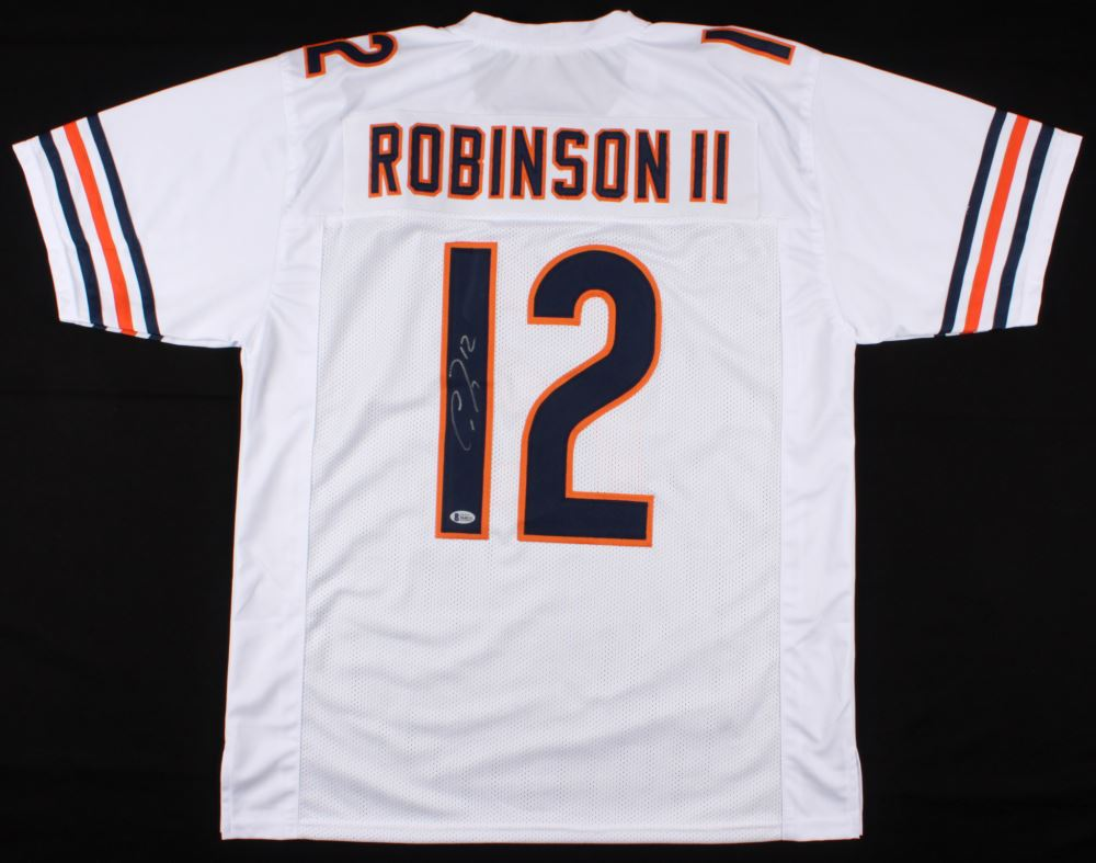 new product 9848a 6f528 Allen Robinson II Signed Chicago Bears Jersey (Beckett COA)