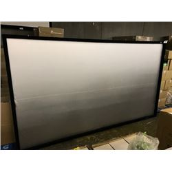 9'X5' CINEMA PROJECTION SCREEN