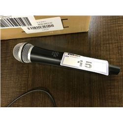 BEHRINGER ULTRA LINK ULM300M WIRELESS MICROPHONE