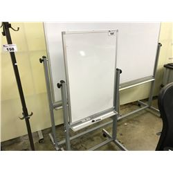 2.5'X2' MOBILE WHITEBOARD