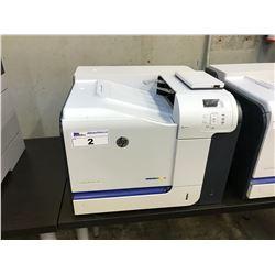 HP LASERJET 500 COLOR M551 MULTI FUNCTION PRINTER