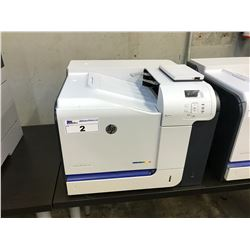 HP LASERJET 500 COLOR M551 MULTI FUNCTION PRINTER