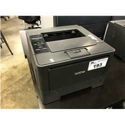 BROTHER HL-5470DW NETWORK PRINTER