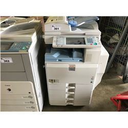 RICOH AFICIO MP 5001 DIGITAL MULTI FUNCTIONAL COPIER