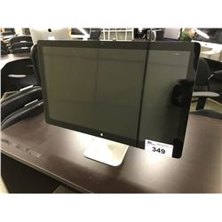 "APPLE THUNDER BOLT 27"" DISPLAY UNIT  (NO HARD DRIVE) C02PT18TF"