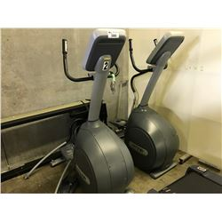 2 PRECOR ELIPTICALS AND MISC - PARTS ONLY