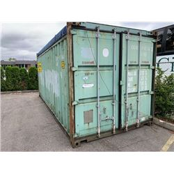 20' STANDARD SHIPPING CONTAINER