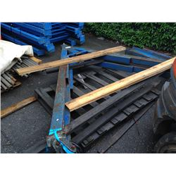 BLUE 6,000LBS CAPACITY MOBILE ADJUSTABLE SUPPORT JOIST