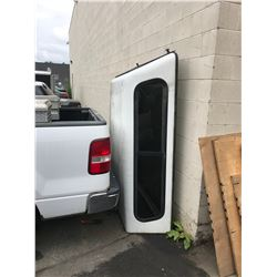 WHITE CANOPY STORE TRUCK CANOPY