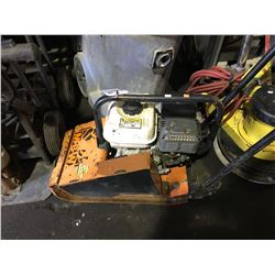 M-B-W GP12 4912 WALK BEHIND GAS POWERED PLATE TAMPER