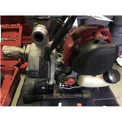 GX 25 HONDA 4 STROKE ENGINE PUMP