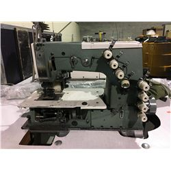 KANSAI -SPECIAL DFB-1404P  INDUSTRIAL SEWING MACHINE WITH WORKTABLE