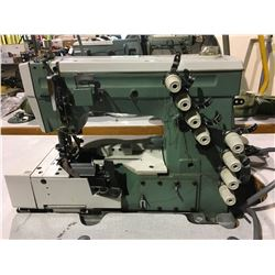KANSAI -SPECIAL W-8102-IS  INDUSTRIAL SEWING MACHINE WITH WORKTABLE