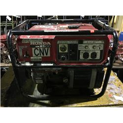 HONDA EM2500 PORTABLE GENERATOR (PARTS ONLY) AND CART