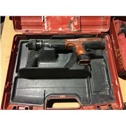 HILTI DX 351 POWER ACTUATED TOOL NAIL GUN